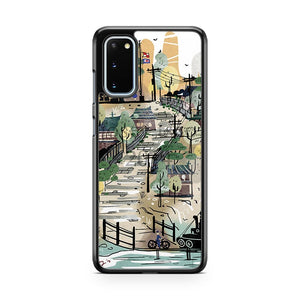The Girl On Poppy Hill Samsung Galaxy S20 Phone Case