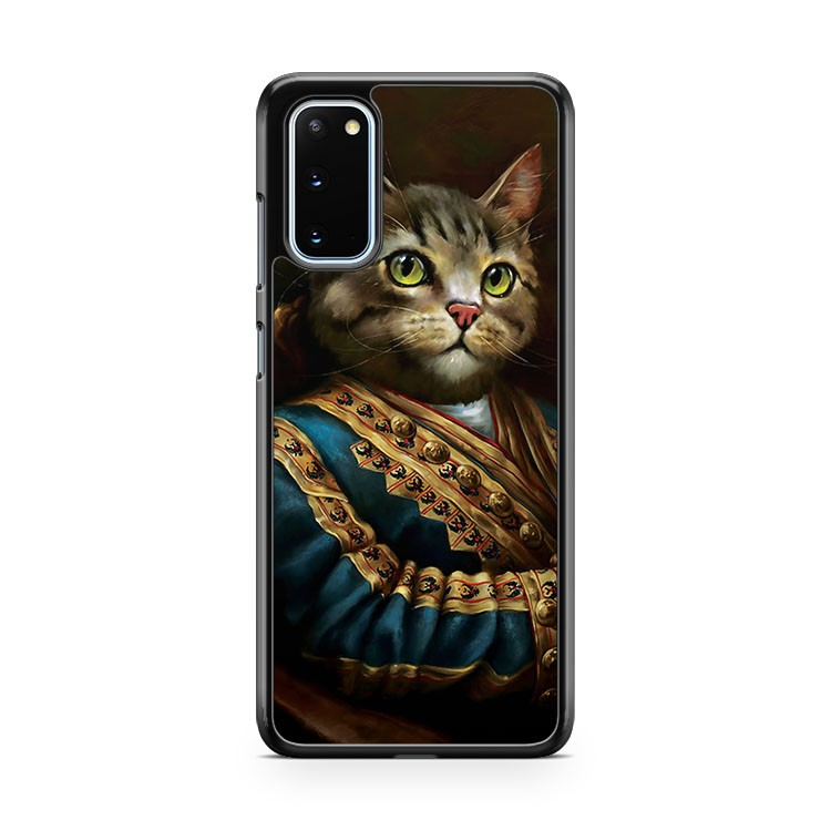 The Hermitage Court Outrunner Cat Samsung Galaxy S20 Phone Case