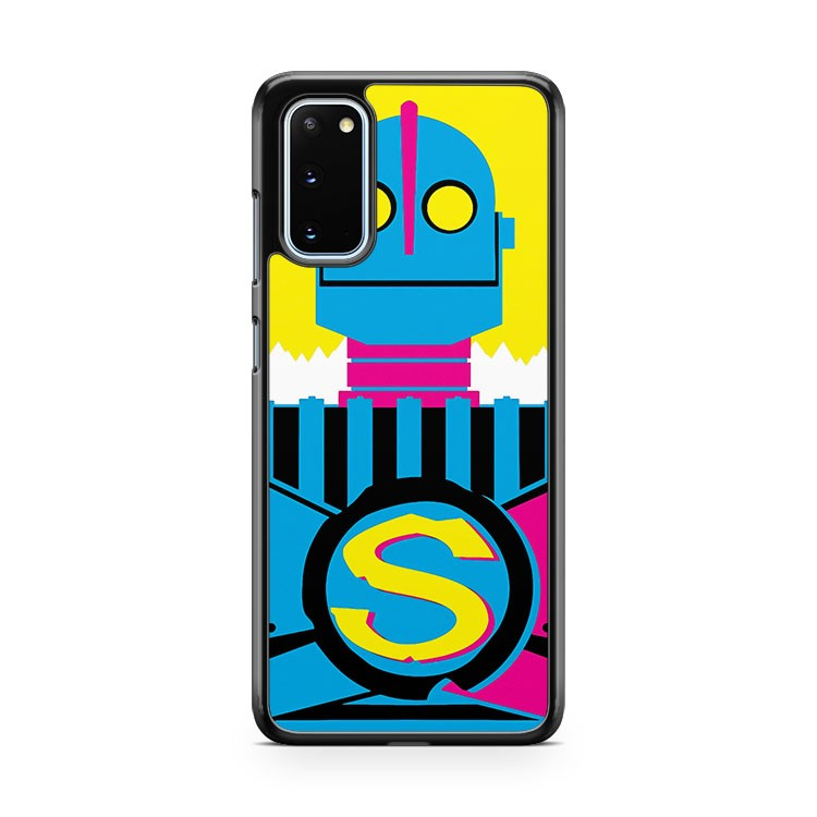 The Iron Giant Samsung Galaxy S20 Phone Case