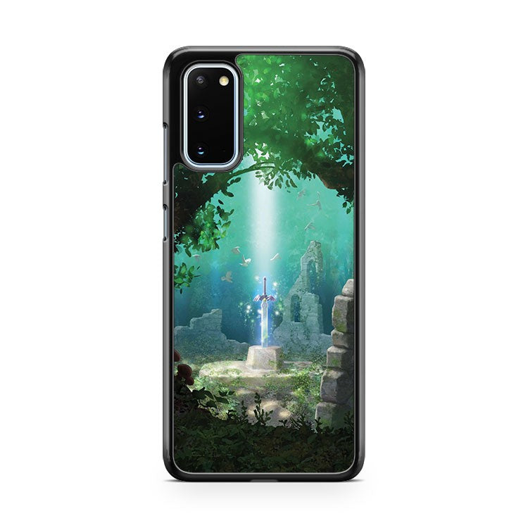 The Legend Of Zelda Samsung Galaxy S20 Phone Case