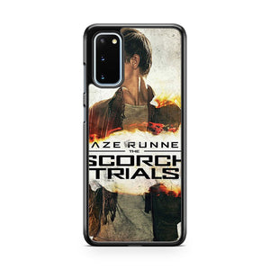 The Maze Runner The Scorch Trials Newt Samsung Galaxy S20 Phone Case
