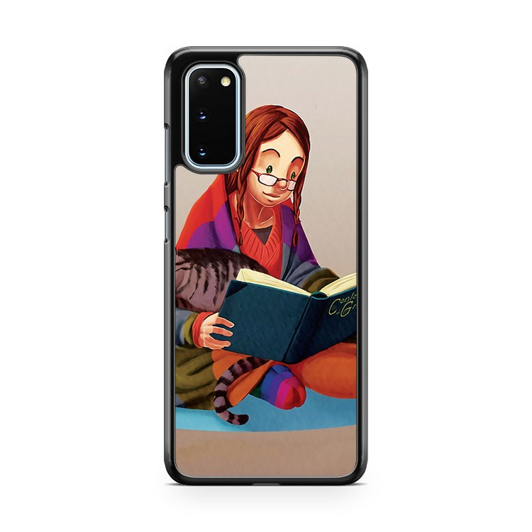 The Reader V2 Samsung Galaxy S20 Phone Case