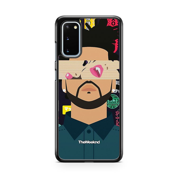 The Weeknd Samsung Galaxy S20 Phone Case