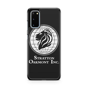 The Wolf Of Wall Street Stratton Oakmont Inc Scorsese In White Samsung Galaxy S20 Phone Case