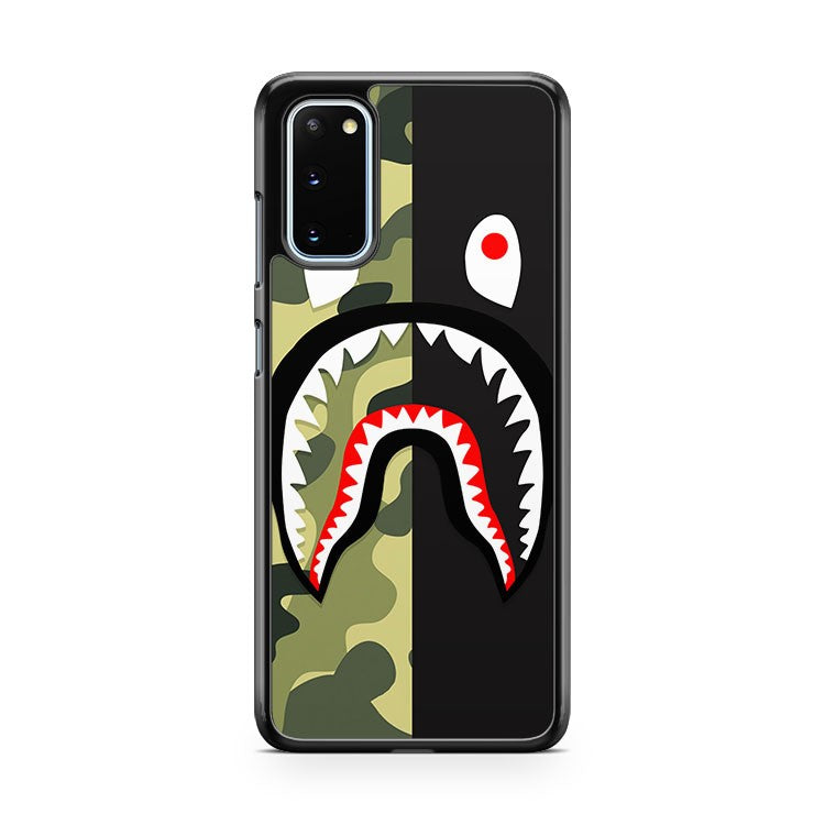 Bape Camo Shark 2D Samsung Galaxy S20 Phone Case