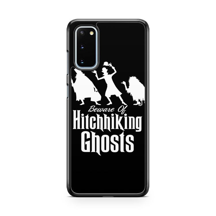 Disney Haunted Mansion Beware Of Hitchhiking Ghost Samsung Galaxy S20 Phone Case