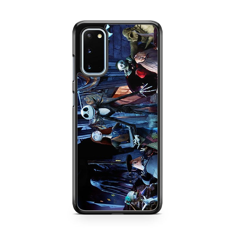 Disney's The Nightmare Before Christmas Samsung Galaxy S20 Phone Case
