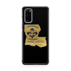 Louisiana State Police Samsung Galaxy S20 Phone Case