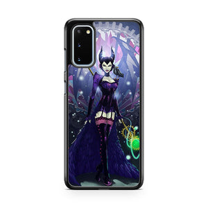 Maleficent Steampunk Samsung Galaxy S20 Phone Case