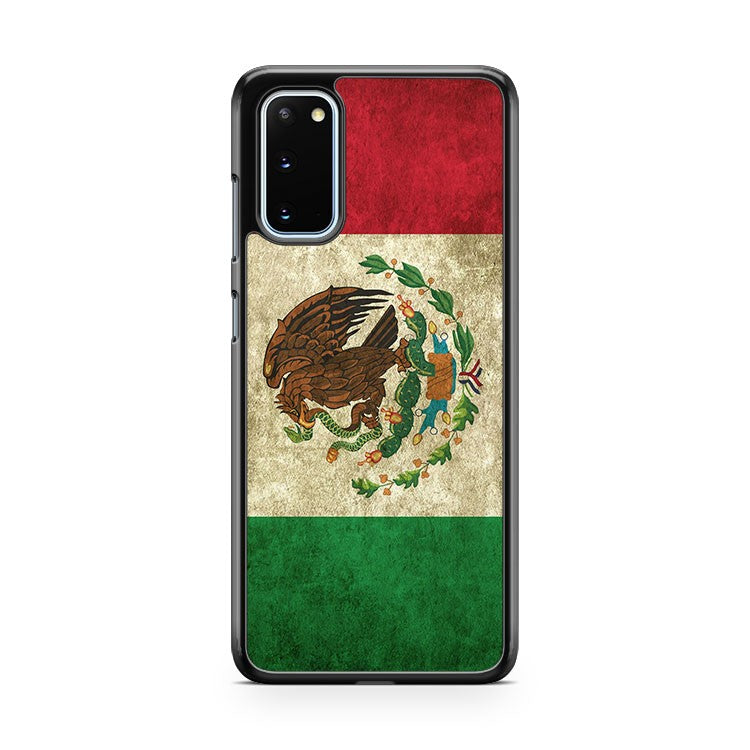 Mexico National Symbol Flag Samsung Galaxy S20 Phone Case