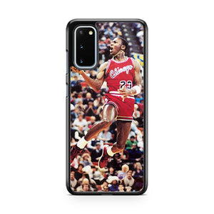 Michael Jordan Dunk Samsung Galaxy S20 Phone Case