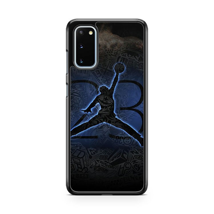 Michael Jordan Logo Samsung Galaxy S20 Phone Case