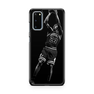 Michael Jordan Mj 23 Shot Samsung Galaxy S20 Phone Case
