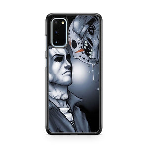 Michael Myers Vs Jason Samsung Galaxy S20 Phone Case