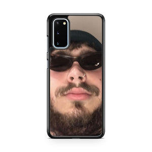 Post Malone Going Ghost Hunting Samsung Galaxy S20 Phone Case