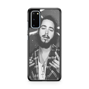 Post Malone 2 Samsung Galaxy S20 Phone Case