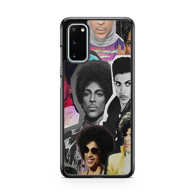 Prince Collage Samsung Galaxy S20 Phone Case