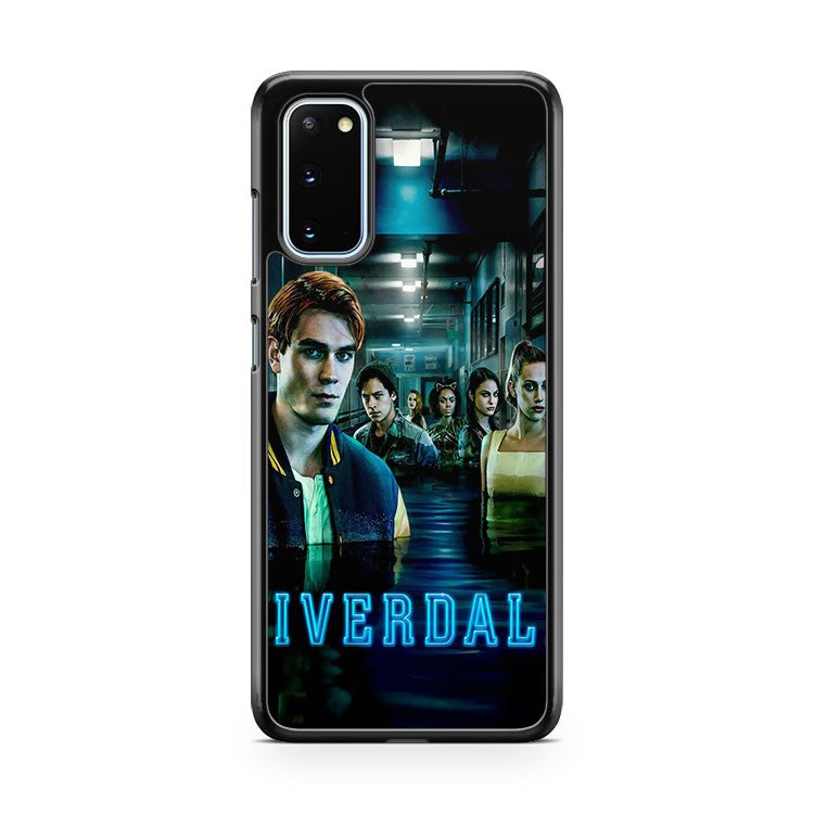 Riverdale Pops Tv Show Samsung Galaxy S20 Phone Case