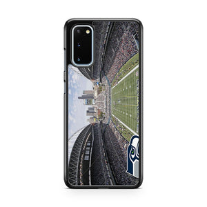 Seattle Seahawks NFL Football Samsung Galaxy S20 Phone Case