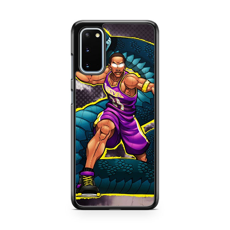 The Black Mamba La Lakers Samsung Galaxy S20 Phone Case