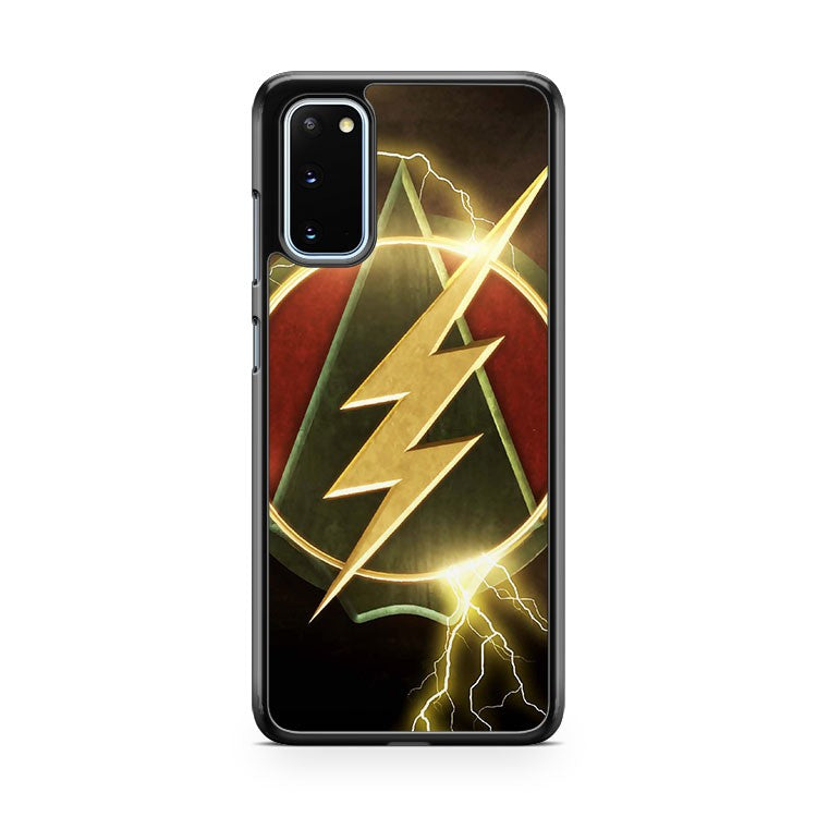 Arrow Flash Crossover Samsung Galaxy S20 Phone Case