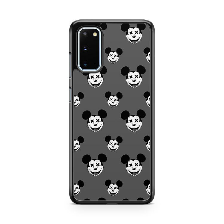 Dead Mickey Mouse Samsung Galaxy S20 Phone Case