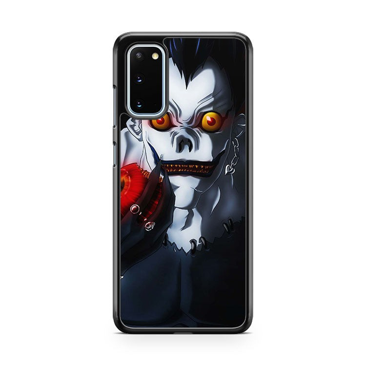 Death Note Ryuk Appears Samsung Galaxy S20 Phone Case