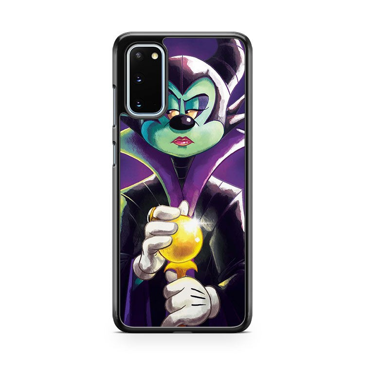 Disney Villains Mickey Mouse Samsung Galaxy S20 Phone Case