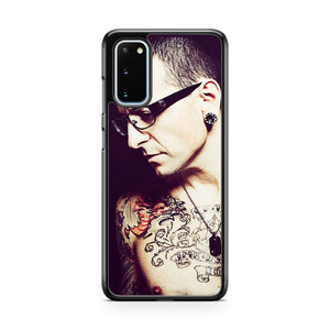 Linkin Park's Chester Bennington Samsung Galaxy S20 Phone Case