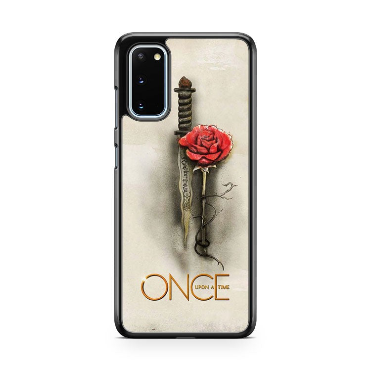 Magical Rose Once Upon A Time Samsung Galaxy S20 Phone Case