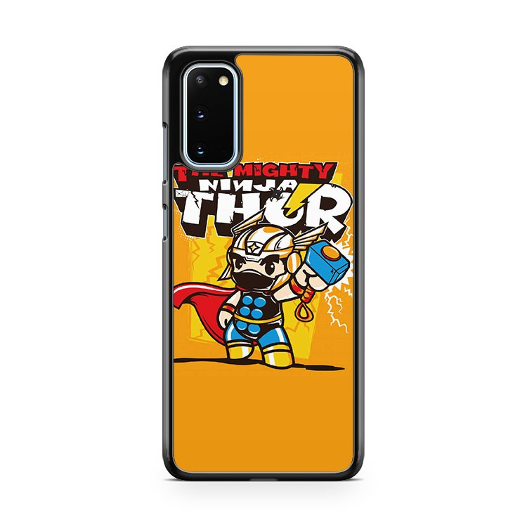 Marvel The Mighty Ninja Thor Samsung Galaxy S20 Phone Case