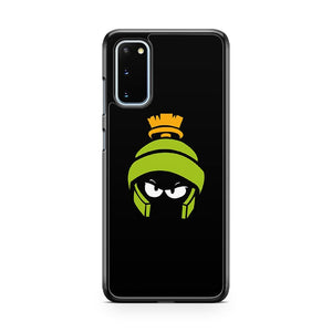 Marvin The Martian Pumpkin Carving Samsung Galaxy S20 Phone Case