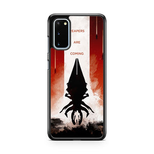 Mass Effect Reapers Are Coming Samsung Galaxy S20 Phone Case