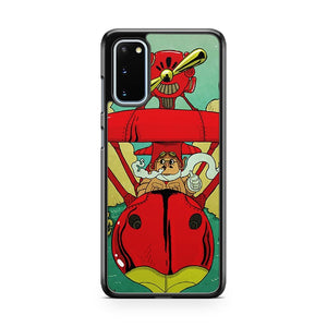Porco Rosso 1992 Samsung Galaxy S20 Phone Case