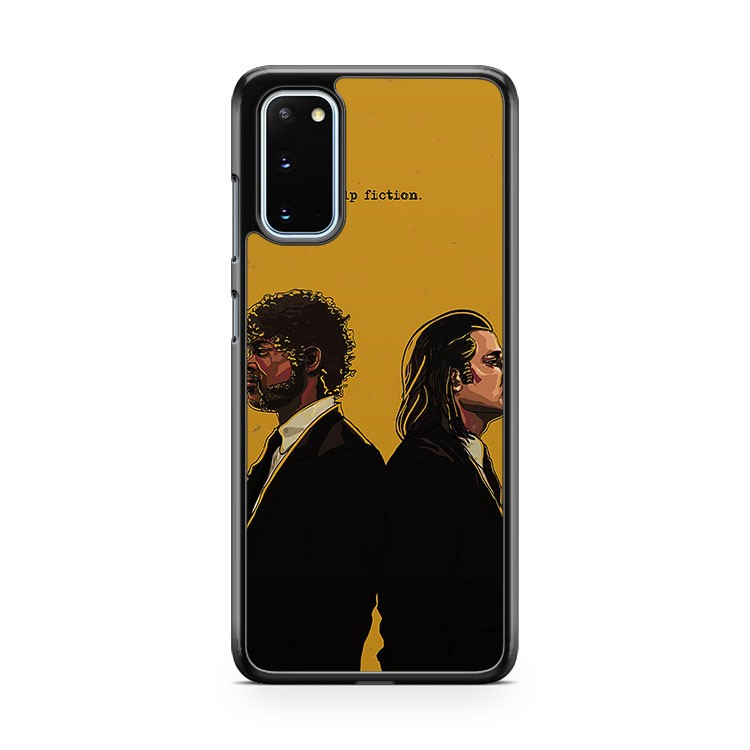 Pulp Fiction Framed Samsung Galaxy S20 Phone Case