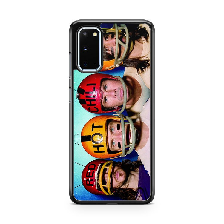 Red Hot Chili Peppers Helmet Samsung Galaxy S20 Phone Case