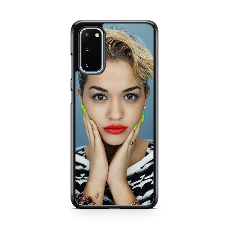 Rita Ora Beauty Samsung Galaxy S20 Phone Case