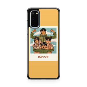 Rock Lee Naruto Team Guy Samsung Galaxy S20 Phone Case