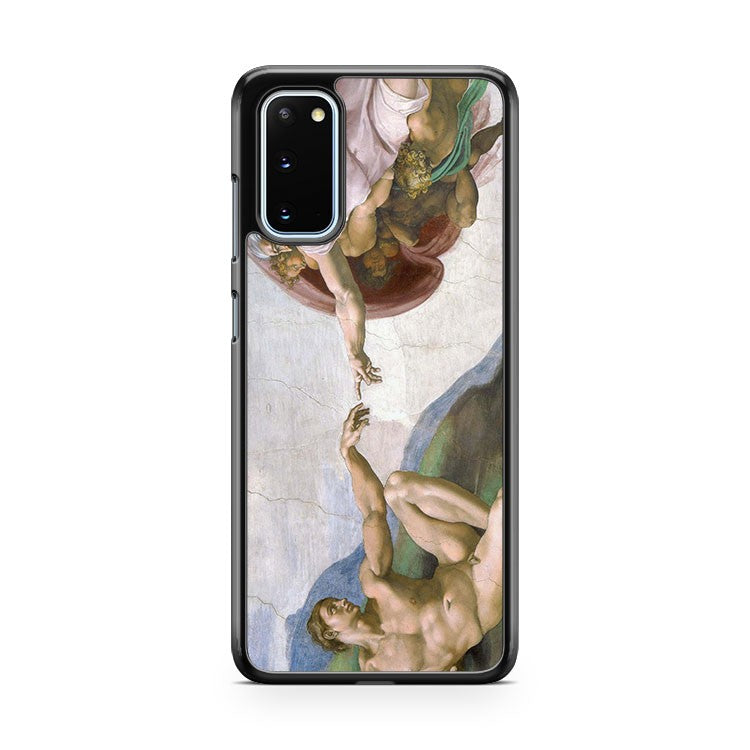 The Creation Of Adam Samsung Galaxy S20 Phone Case