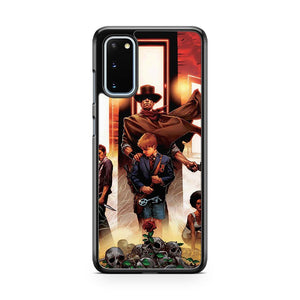 The Dark Tower Ii The Drawing Of The Three Samsung Galaxy S20 Phone Case