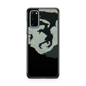 The Elder Scrolls V Skyrim 2 Samsung Galaxy S20 Phone Case