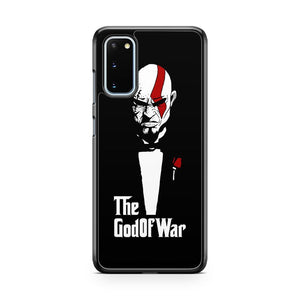 The God Of War And Death Samsung Galaxy S20 Phone Case