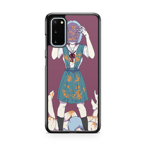 The Horror Of Neon Genesis Evangelion Samsung Galaxy S20 Phone Case