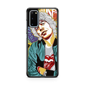 The Mick Rolling Stones Samsung Galaxy S20 Phone Case