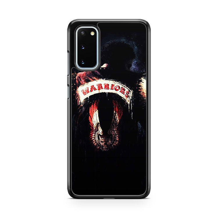 The Warriors Vest Logo Samsung Galaxy S20 Phone Case