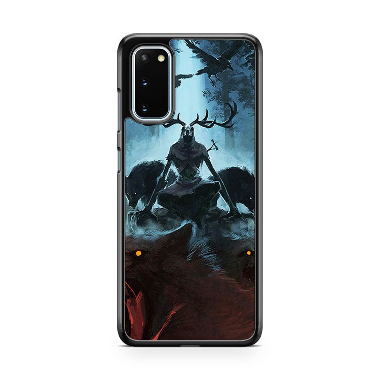 The Witcher 3 Leshen Samsung Galaxy S20 Phone Case