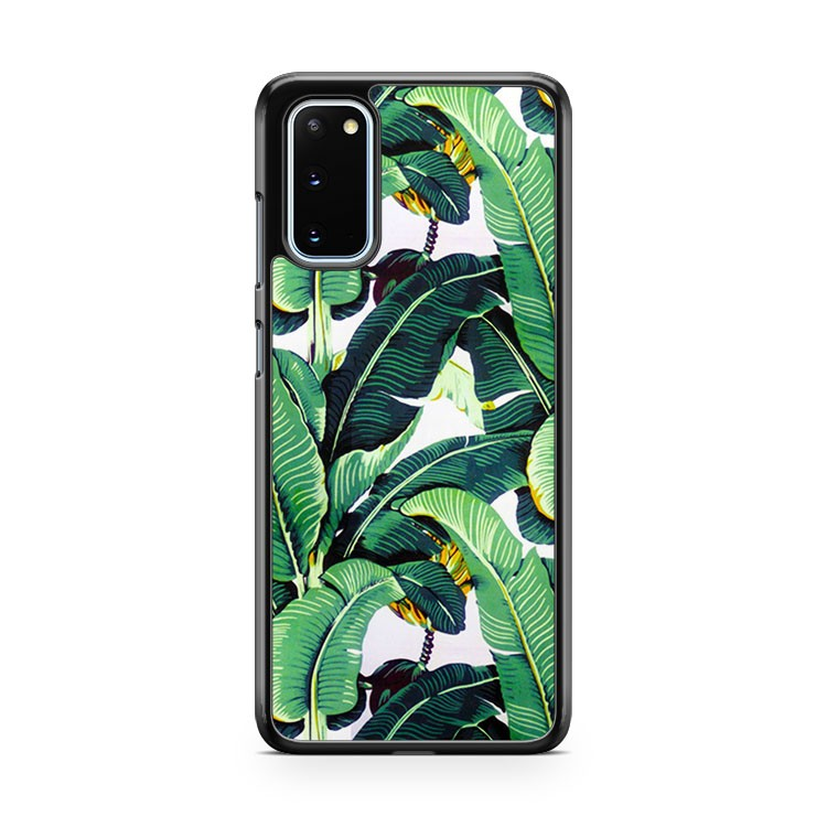 Banana Leaf Samsung Galaxy S20 Phone Case
