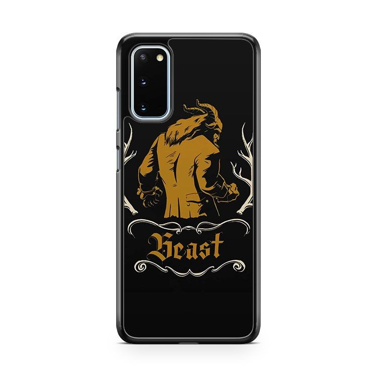 Disney Beauty And The Beast 4 Samsung Galaxy S20 Phone Case