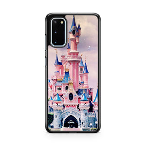 Disney Castle Princess Samsung Galaxy S20 Phone Case