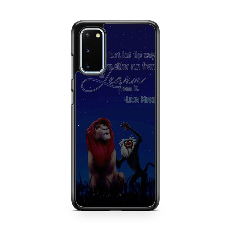 Disney The Lion King Simba 2 Samsung Galaxy S20 Phone Case